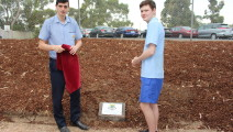 Sustainability at Bulleen Heights School