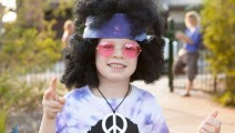 70's Dress Up Day and School Disco