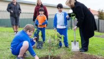 40th Anniversary Tree Planting Day