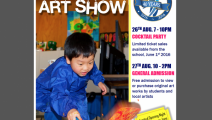 40th Celebration Art Show