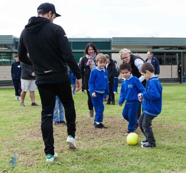 AFL Richmond visit 008